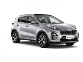 Sportage 1.6 CRDi AT Gold + Gold Pack