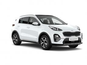 Sportage 1.6 T-GDi Extra 4WD AT